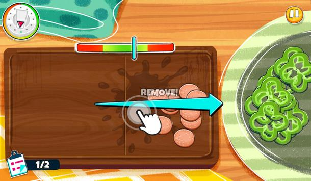 Kitchen Chef Cooking Games APK Download - Free Educational GAME for ...