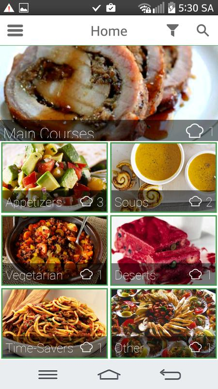 Cooking recipes food network descarga apk gratis comer y beber cooking recipes food network captura de pantalla de la apk forumfinder Gallery
