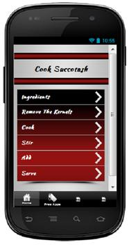 Cook Succotash poster
