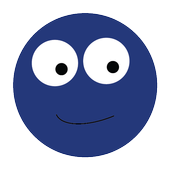 Blue Filter Camera icon