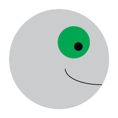 Green Isolation Camera icon