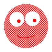 Halftone Camera icon