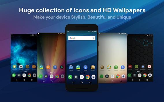Launcher Theme for BlackBerry KEYone poster