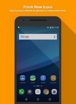 Launcher Theme for BlackBerry KEYone apk screenshot