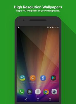 Launcher Theme for BlackBerry KEYone screenshot 3