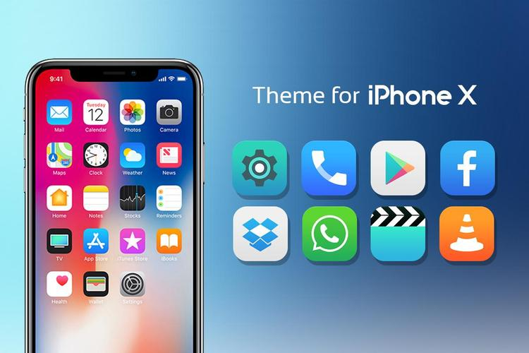 Theme for iPhone X for Android - APK Download
