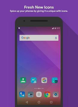 Theme for LG V30 screenshot 1