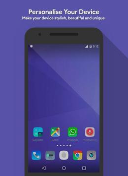 Theme for LG V30 screenshot 5