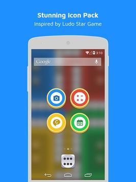 Best Round Icon Pack Theme screenshot 3