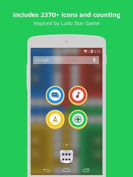 Best Round Icon Pack Theme screenshot 5