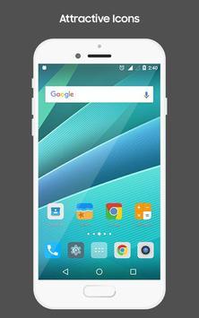 Launcher Theme for Motorola Moto X4 screenshot 1
