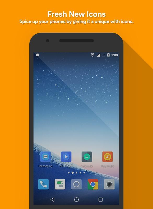 Launcher Theme for Oppo F5 for Android - APK Download