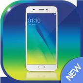 Theme for Oppo F3 Lite icon