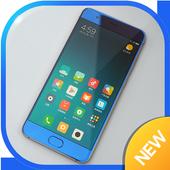 Theme for Xiaomi Mi Note 3 icon