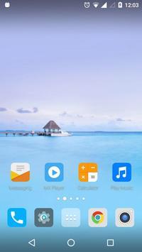Theme for Xiaomi Mi Note 3 screenshot 2