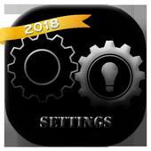 Easy Settings 2018 icon