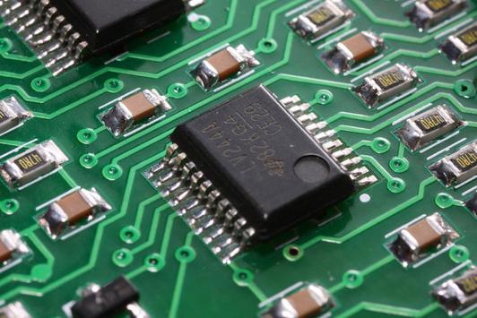 Circuit boards Wallpapers FREE apk screenshot