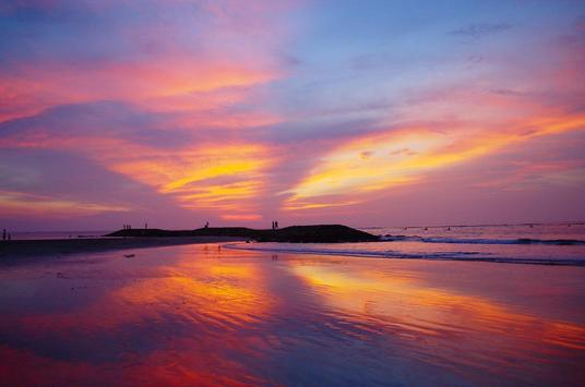 Beautiful Sunset Wallpapers screenshot 2