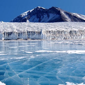 Blue Glaciers Wallpapers FREE icon