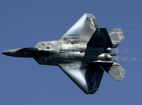 F-22 Raptor Wallpapers HD FREE poster