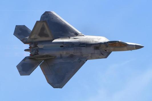 F-22 Raptor Wallpapers HD FREE screenshot 1