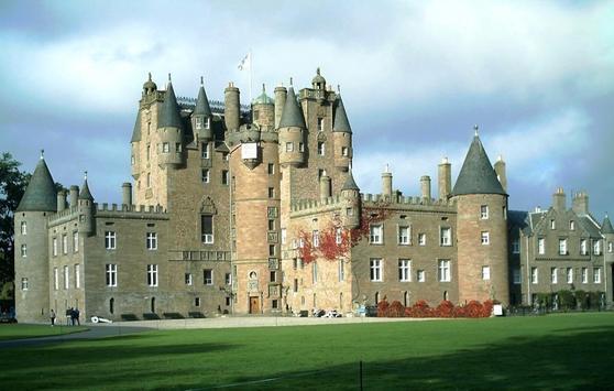 Scottish Castles Wallpapers apk screenshot