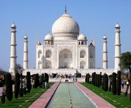 Taj Mahal Wallpapers HD FREE apk screenshot