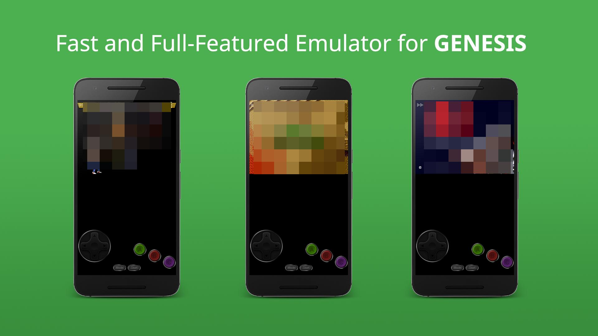 Cool Genesis Emulator for MD for Android - APK Download