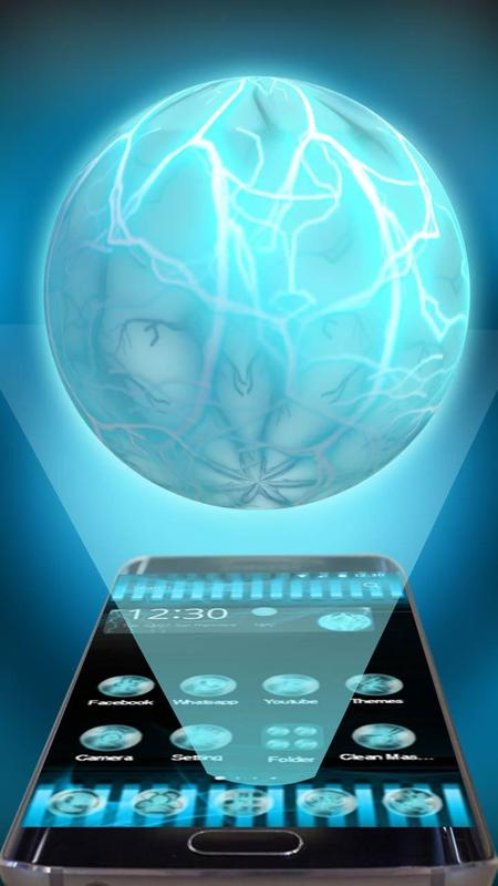 how to build a 3d hologram ball