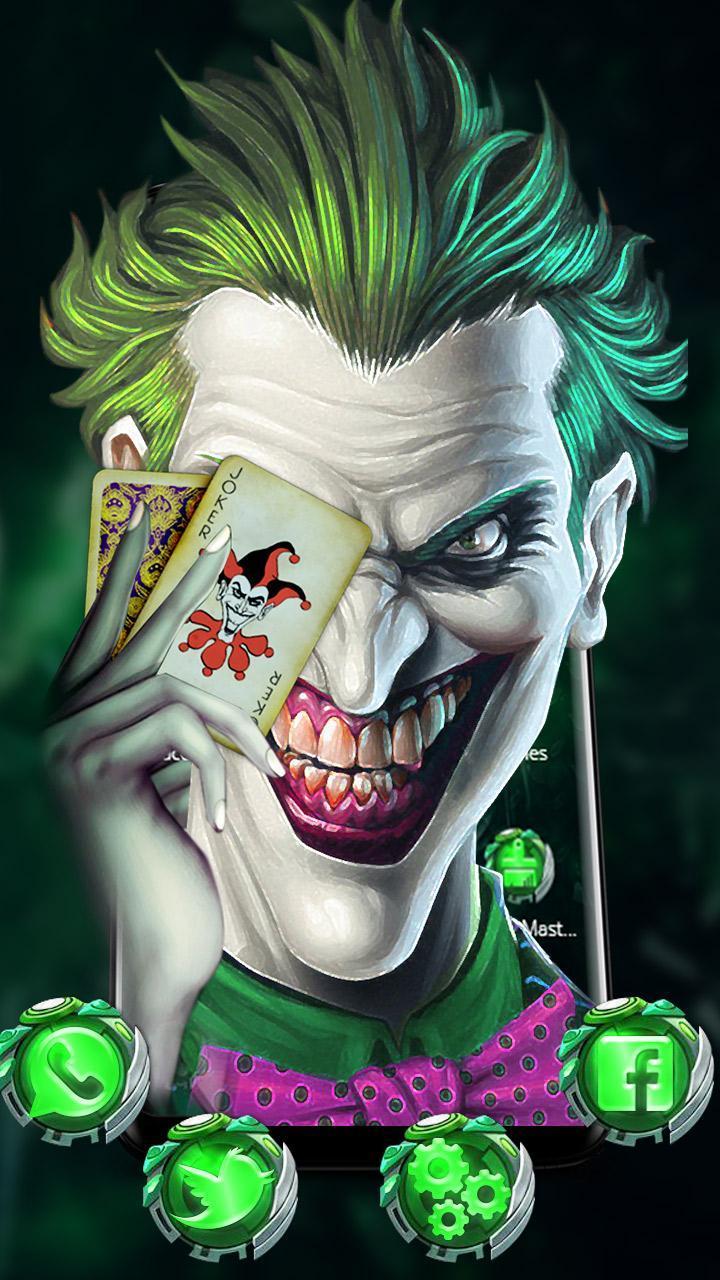 Tema Psiko Joker Keren For Android Apk Download