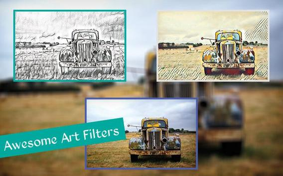 Art Effect Photo Filter Selfie apk screenshot