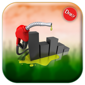 Daily Fuel Price : Fuel Price India Petrol Diesel icon