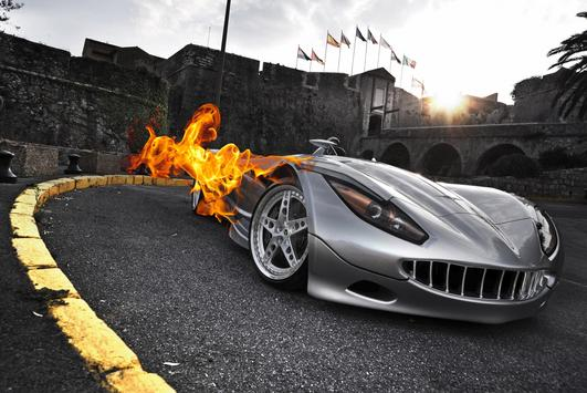 cool car wallpaper puzzle apk screenshot