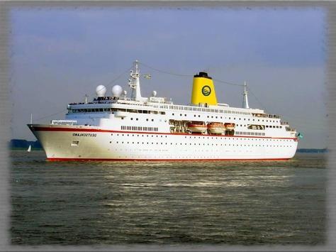Cruise Liner Ships Wallpaper apk screenshot