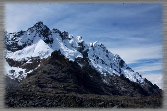 Glaciers Wallpaper poster