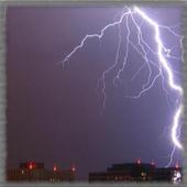 Lightning Wallpaper icon