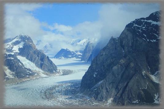 Snowy Mountains Wallpaper screenshot 2