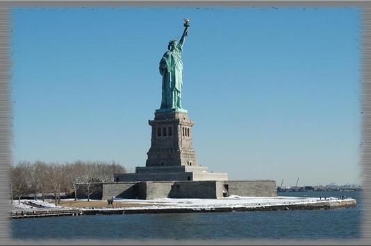 Statue Of Liberty Wallpaper Poster