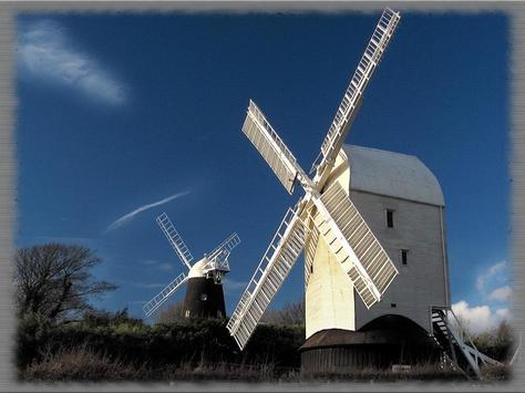 Windmills Wallpaper screenshot 1