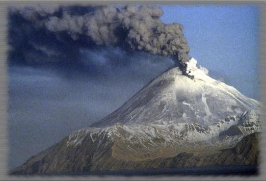 Volcanic Islands Wallpaper apk screenshot