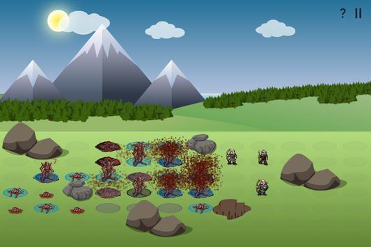 Xenomorph 7drl roguelike of Infinite Underworld screenshot 3