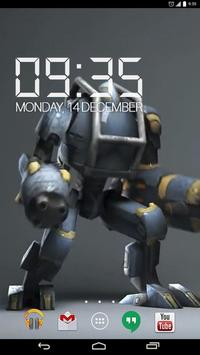 Cool Dancing Transformer Robot poster