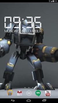 Cool Dancing Transformer Robot apk screenshot