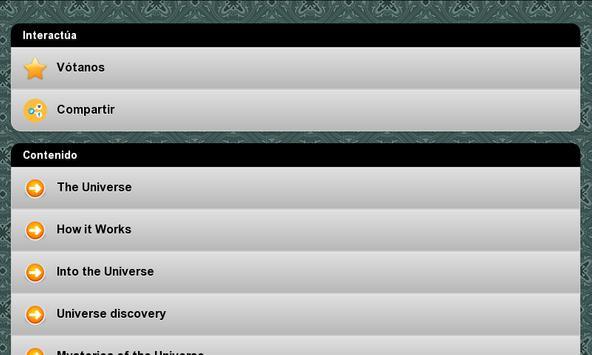 Discover the Universe screenshot 8