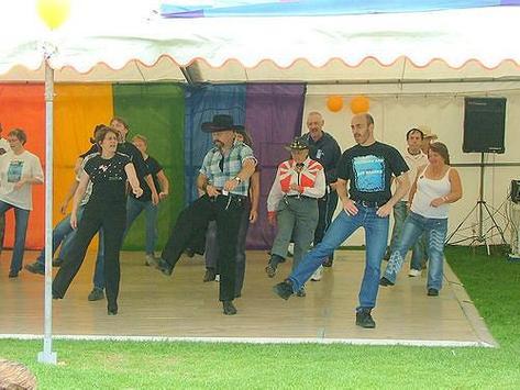 Learn country dance screenshot 3