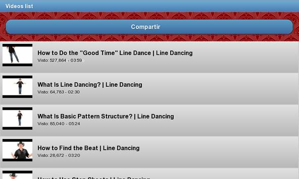 Learn country dance screenshot 10