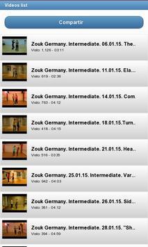 Learn to dance Zouk screenshot 2