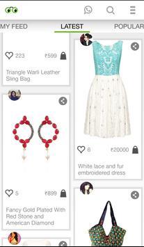 Cooliyo - Womens Shopping App apk screenshot