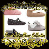 Sweet Baby Shoes Collection icon