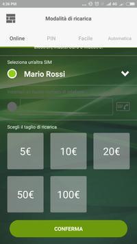CoopVoce apk screenshot